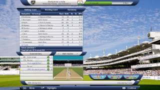 Cricket Captain 2014 - Career Mode #2