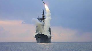 Россия нанесла удар по объектам ИГ крылатыми ракетами с Каспия. ИГИЛ такого не ожидало.