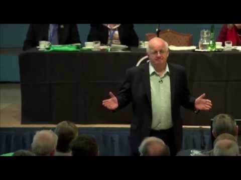 Professor Charles Bamforth on Beer and Health at CAMRA AGM