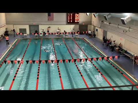 Middleborough High School Swimming & Diving - January 8, 2021
