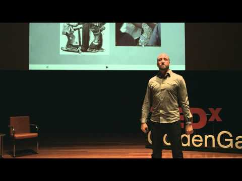 Follow Your Bliss and Where's the Beef? - A Hero's Journey: Finn Kelly at TEDxGoldenGatePark (2D)