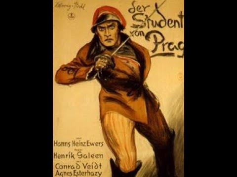 L'Étudiant de Prague (Der Student von Prag) est un film allemand de Stellan Rye et Paul Wegener 1913