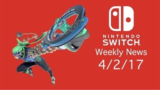 Switch Weekly News - 4/2/17