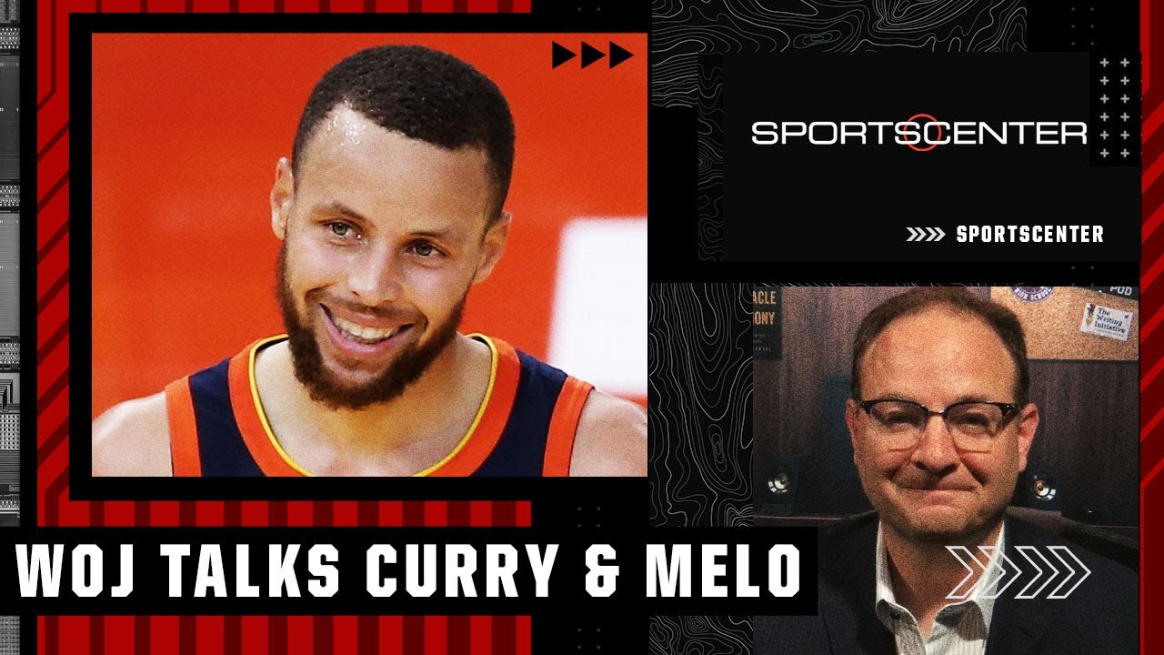 Download Woj reacts to Steph Curry's extension, Melo signing with Lakers | SportsCenter