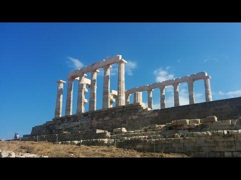 Greece - Sounion - Temple of Poseidon