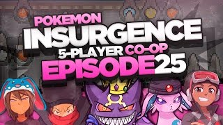 "Pokémon Insurgence 5-Player Randomized Nuzlocke - Ep 25 ""Nappy"