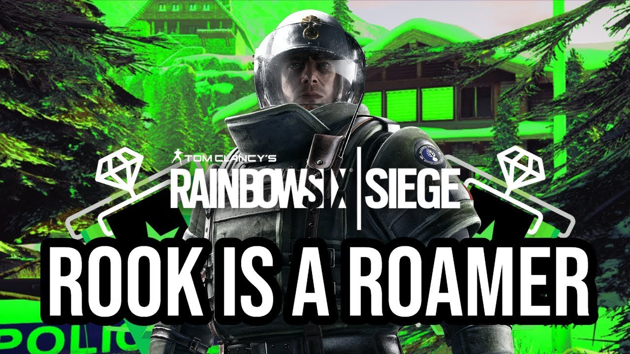 Rook Is a Roamer | Chalet Full Game