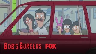 the belchers experience car problems on the way to the movies   season 3 ep 19   bob s burgers