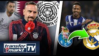 Ribery vor Katar-Wechsel? – Real mit 50-Mio-Transfer! | TRANSFERMARKT