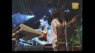 Gondwana, Irie, Festival de Viña 2001