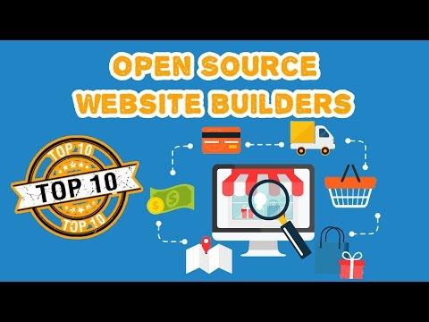 Top 10 Best Open Source Website Builders 2017