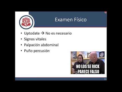 Download Infección de Vías Urinarias - Parte 1 (Fisiopatología, presentación clínica y diagnóstico)
