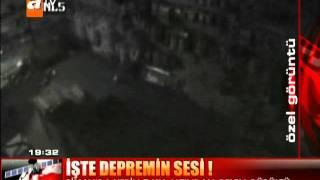 atv ana haber simav deprem görüntüsü avi