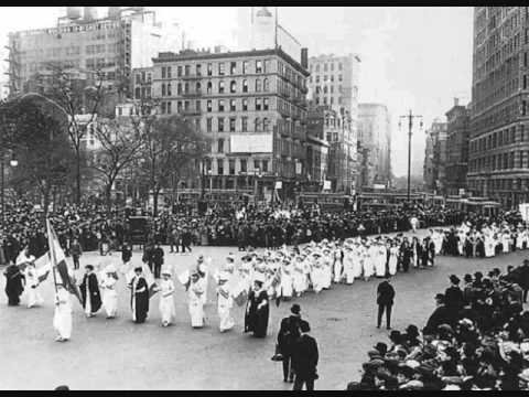 The National American Woman Suffrage Association