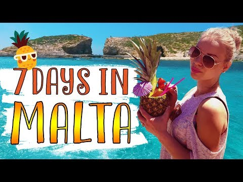 Holidays in Malta | 7 day trip (April/May)