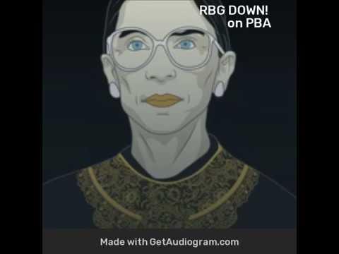 RBG DOWN