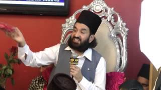 Beyaan by Qibla Pir Muhammad Naqeeb-ur-Rehman Sahib Eidgah Sharif in slough 10/08/14