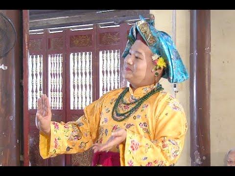 Cậu Lưu Bắc Giang hầu giá Chầu Đệ Nhị