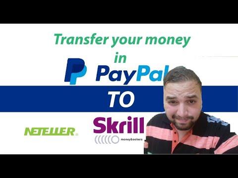 التحويل من Paypal الي Skrill و Neteller عبر موقع Airtm شرح مفصل
