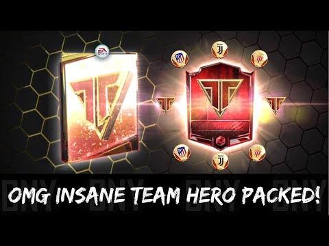 OMG 88 OVR TEAM HERO PACKED! FIFA MOBILE 18 TEAM HEROES PACK OPENING (A.MADRID, MONACO, JUVENTUS)!