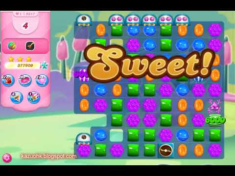 Download Candy Crush Saga Level 9317 (3 stars, No boosters)