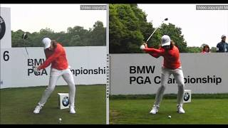 Swing Analysis - Tommy Fleetwood
