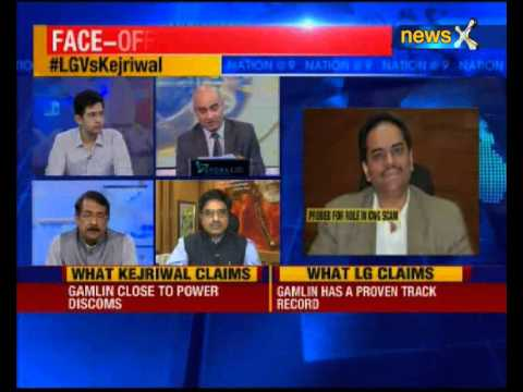 Nation at 9: Delhi CM not above constitution, chief secy's post not his whim, says LG