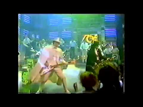Timelords (KLF) - Doctorin The Tardis (Top of the Pops)