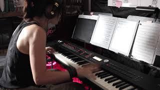 Måneskin - Zitti E Buoni| Vkgoeswild piano cover