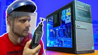 How to Mod a Dell Optiplex Gaming PC!