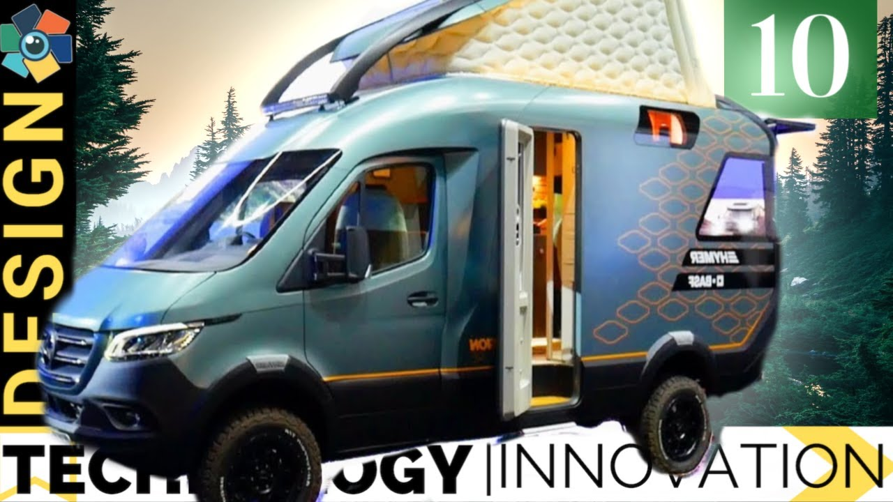 Best Small Rv 2020.10 Best Camper Vans To Check Out In 2020