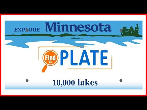 Look Up License Plates for Free in Minnesota