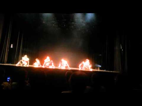 AIS Ballet Japan at Japan Week in Helsinki Finland/Savoy Theater on 23.10.2015 Part 4 of 4
