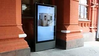 Рекламные ЖК мониторы 82