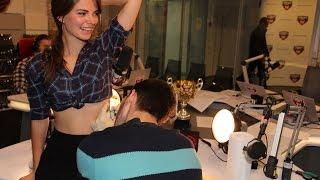 Соня Тартакова в прямом эфире сделала татуировку(Запись прямого эфира от 01.09.15., 2015-09-01T12:59:46.000Z)
