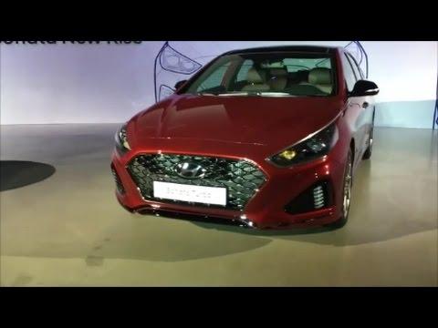 Hyundai Sonata 2017. Соната 7 го поколения.