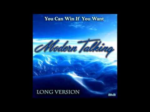 Modern Talking - You Can Win If You Want Long Version (re-cut By Manaev)