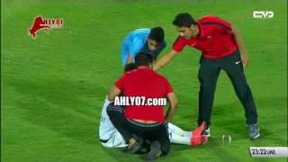شاهد كلمات فارس عوض الرائعة على قناة دبي عن مصر في مباراة السوبر الاماراتي