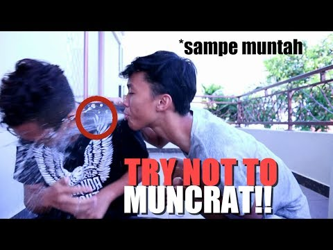 TRY NOT TO LAUGH VERSI EXTREME (MUNCRAT-MUNCRATAN) - *sampe muntah
