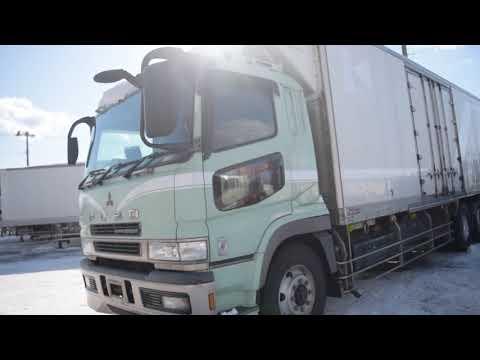 Used Japanese Truck for Sale_Mitsubishi Fuso