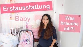 BABY ERSTAUSSTATTUNG - WAS BRAUCHT MAN WIRKLICH?! | Mamiseelen