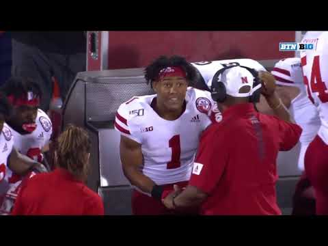 2019 Huskers at Illinois 3Q w/HuskerSports audio