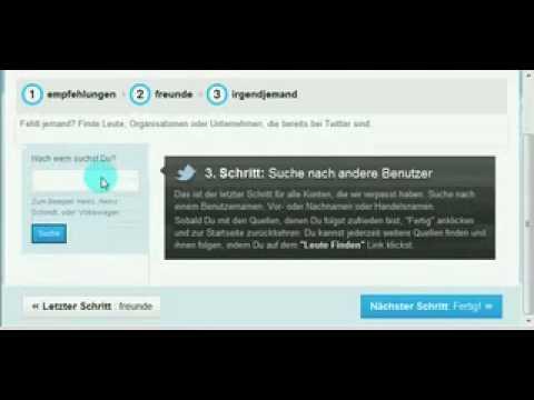 Twitter Auf Deutsch Stellen