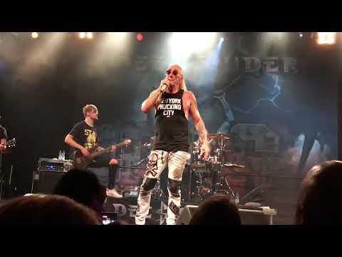 Dee Snider - I Wanna Rock - Tampere 05.12.2018