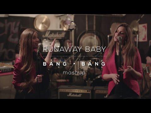 Bruno Mars - Runaway Baby / Jessie J - Bang Bang (mashup by Nági & Szeli)