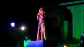 New Witching Hour Intro Fright Fest 2015 Six Flags Great America 10-24-15