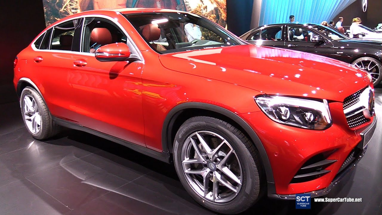2016 mercedes glc 250 4matic coupe exterior and interior. Black Bedroom Furniture Sets. Home Design Ideas