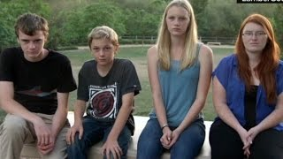 Slain gun instructor's children speak out
