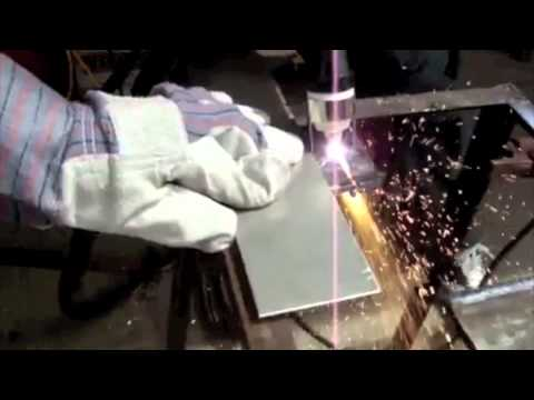 ASEA Plasma Cutting Machine Video