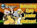 Pokemon Planet - Defeating Wattson!